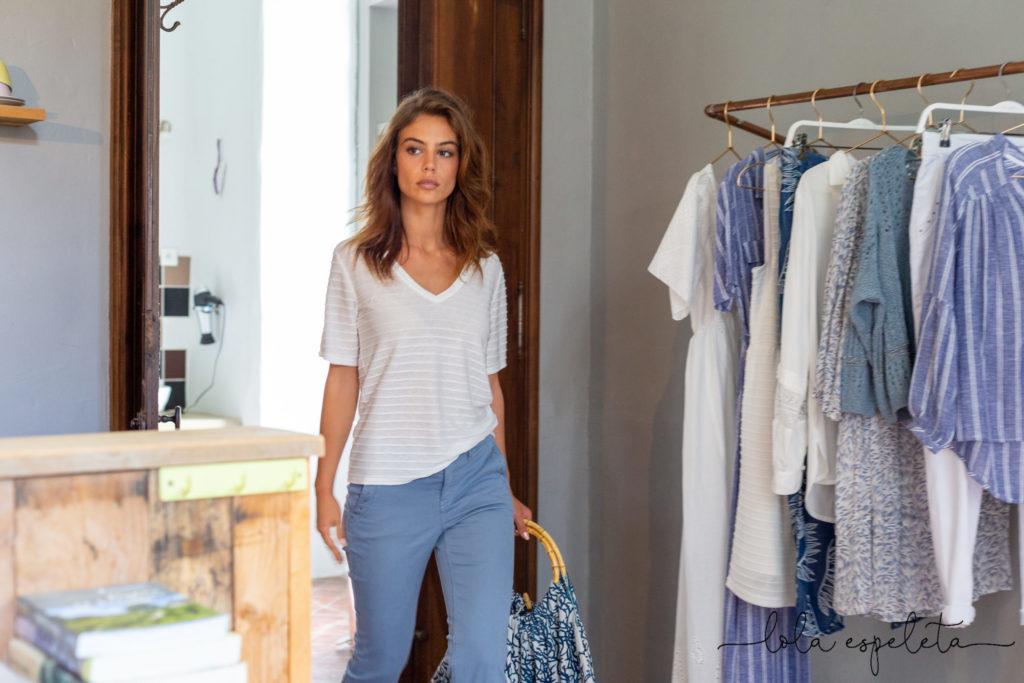 Collection Feeling Blue Lola Espeleta printemps été 2021