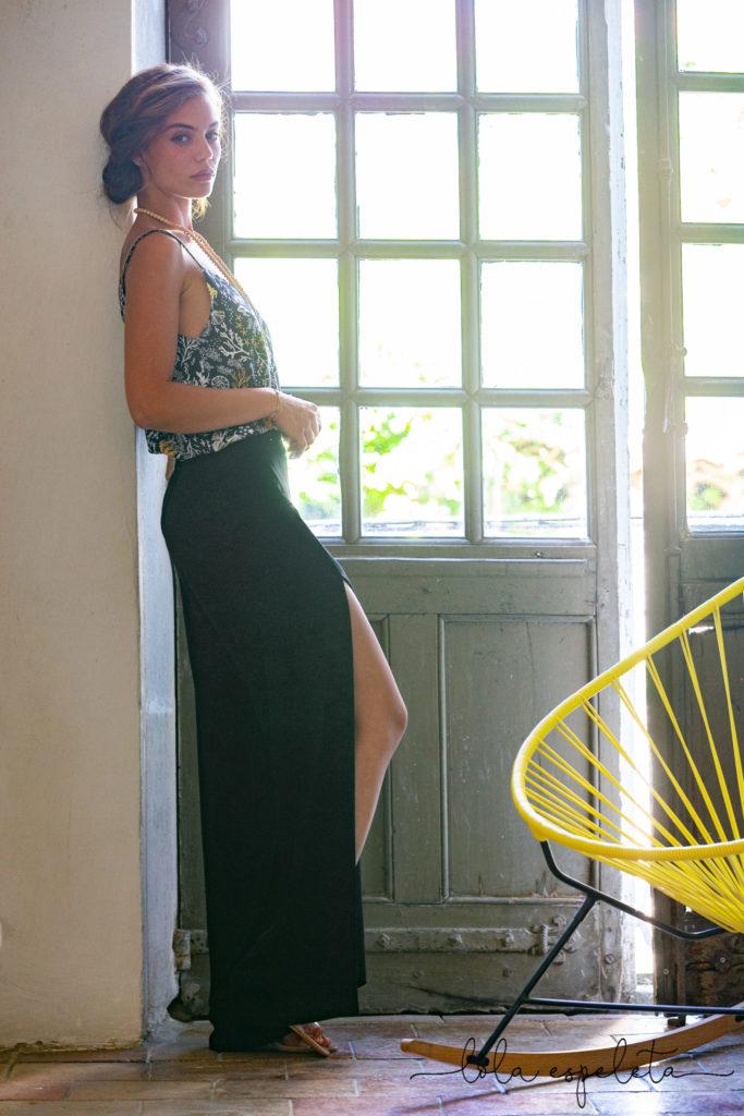 Collection Tropical Odyssey Lola Espeleta printemps été 2021
