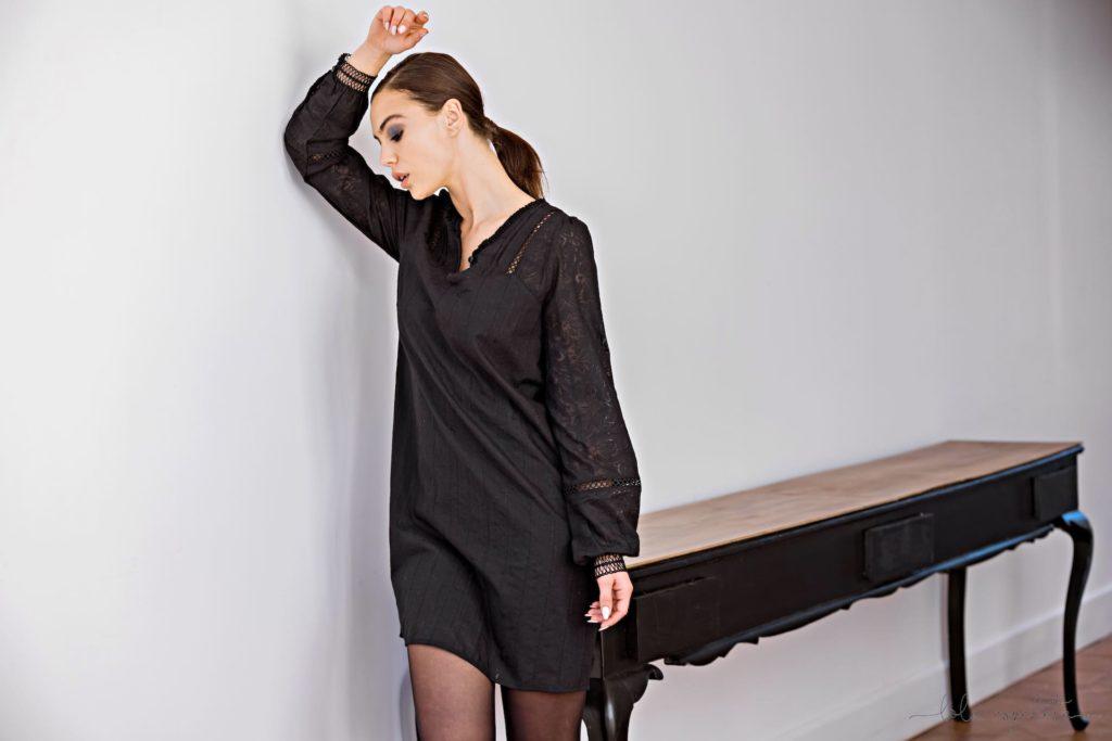 Collection Black & white Lola Espeleta automne-hiver 2021-2022