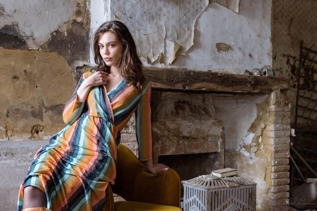 Collection Beautiful gipsy Lola Espeleta automne-hiver 2021-2022